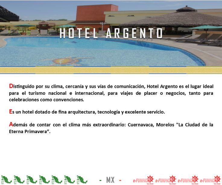 CUERNAVACA - Hotel Argento