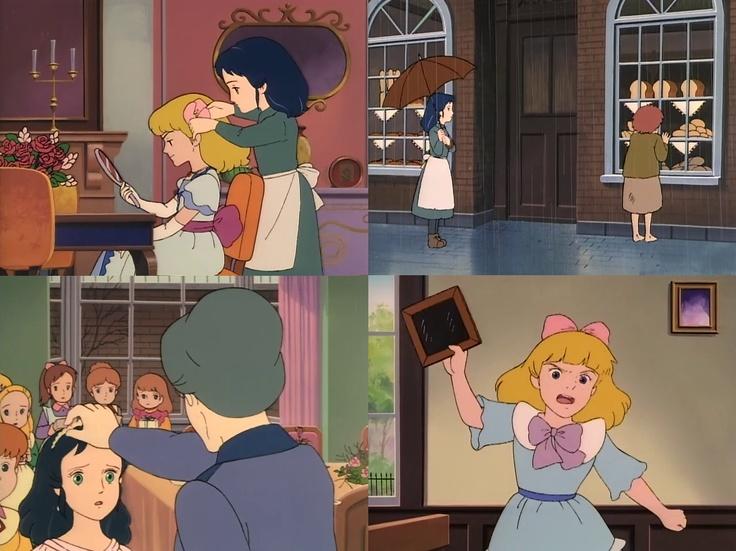 17 best images about fav childhood cartoons on pinterest anne of green gables tove jansson - Princesse sarah 17 ...
