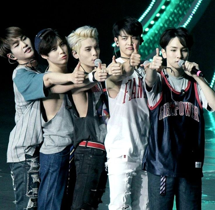 Likes this moment - Shinee love all