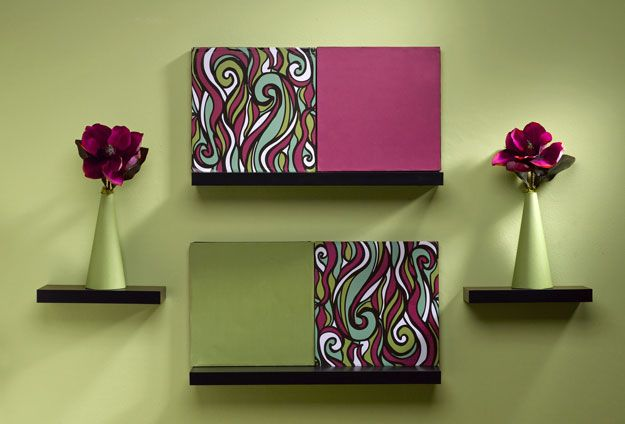 Fast And Fabulous Diy Decor Wall Art From Crafts Coffee