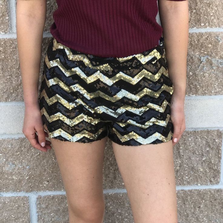 Forever21 Sparkle Shorts -Size M-