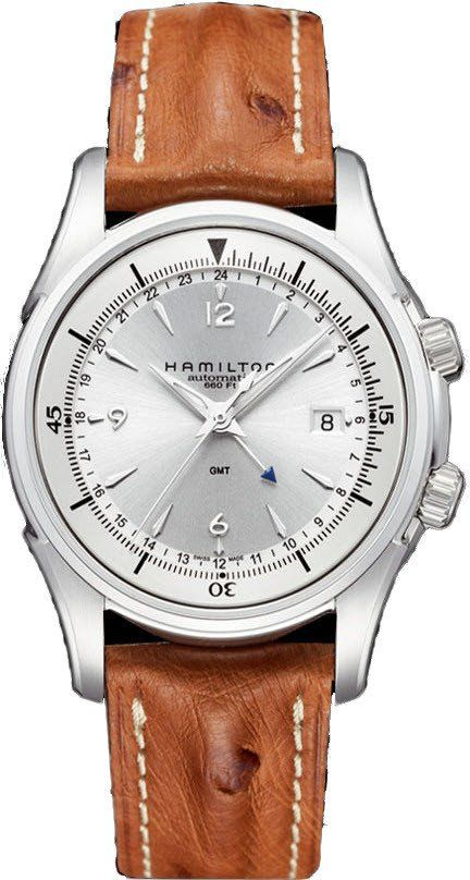 @hamiltonwfan Jazzmaster GMT Traveler #bezel-fixed #bracelet-strap-ostrich #brand-hamilton #case-depth-10-95mm #case-material-steel #case-width-42mm #date-yes #delivery-timescale-call-us #dial-colour-silver #gender-mens #gmt-yes #luxury #movement-automatic #official-stockist-for-hamilton-watches #packaging-hamilton-watch-packaging #style-dress #subcat-hamilton-gmt #subcat-jazzmaster #supplier-model-no-h32625555 #vip-exclusive #warranty-hamilton-official-2-year-guarantee…