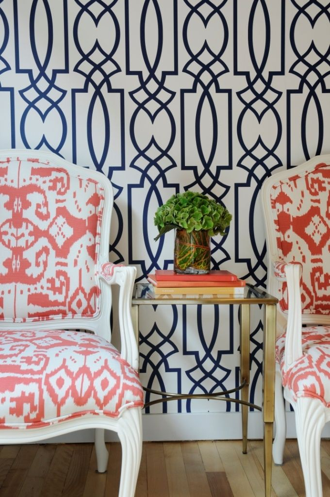 ideas about Mixing Patterns Decor on Pinterest
