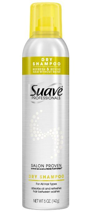 Suave Professionals Dry Shampoo Spray, Beautiful Clean, 5 Ounce