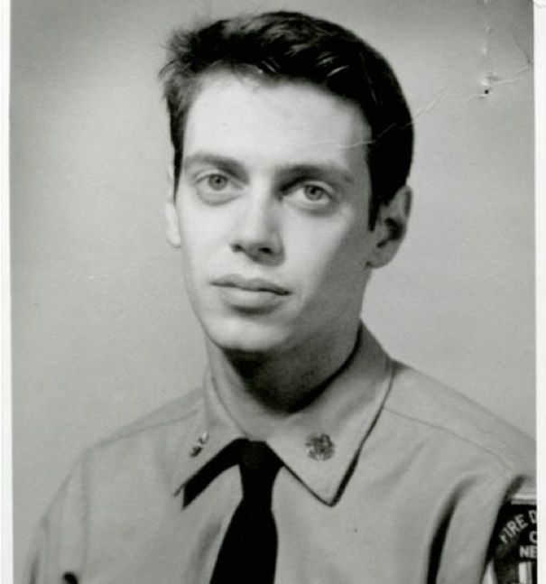 Actor Steve Buscemi was once one of New York's Bravest and after 9/11 worked 12-hour shifts alongside other firefighters digging and sifting through the rubble from the World Trade Center looking for survivors.