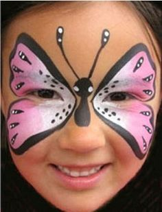 163 best Animal Face Painting Ideas images on Pinterest ...