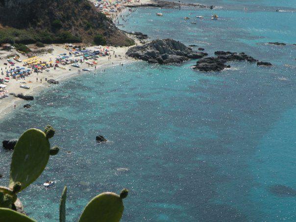 Grotticelle, Capo Vaticano (Calabria) Spiaggia, Italia