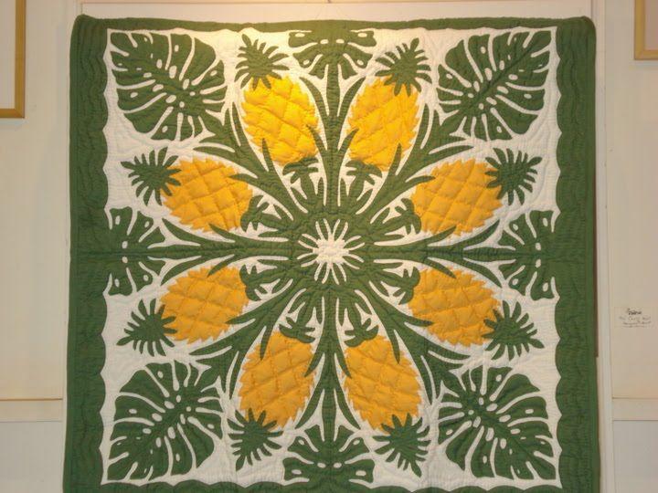 Hawaiian Quilts |                                                       …