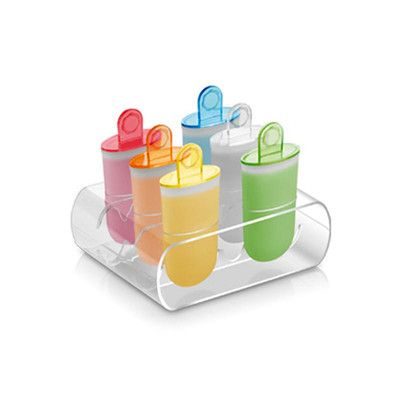 Ice cream forms - that's what children love the most! :)