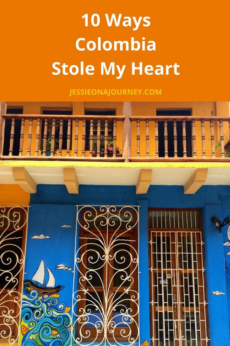 10 Ways Colombia Stole My Heart - Jessie on a Journey10 Ways Colombia Stole My Heart - Jessie on a Journey