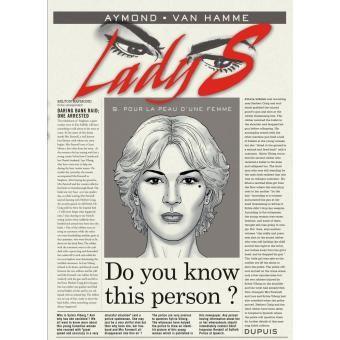 Lady S - Lady S, T9