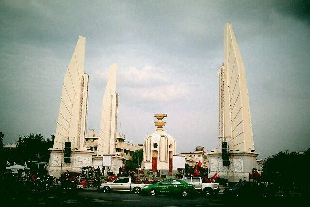 Victory monument #travel