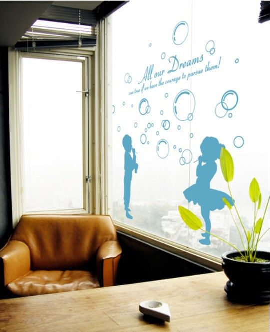 All Our Dreams Can True If We Have The Courage To Pursue Them Wall Sticker