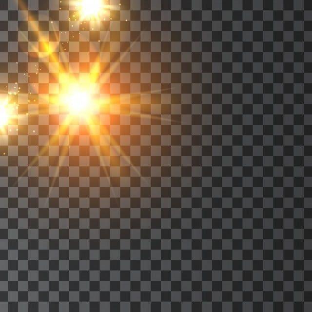 أشعة الشمس المتلألئة خلفية شفافة ضوء أشعة المتجه Png والمتجهات للتحميل مجانا Transparent Background Hd Background Download Lights Background