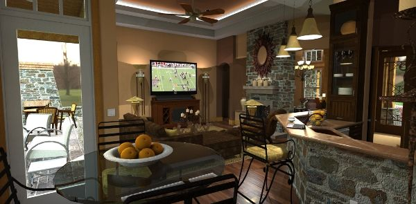 64 best Dream Home images on Pinterest   Craftsman home plans ...