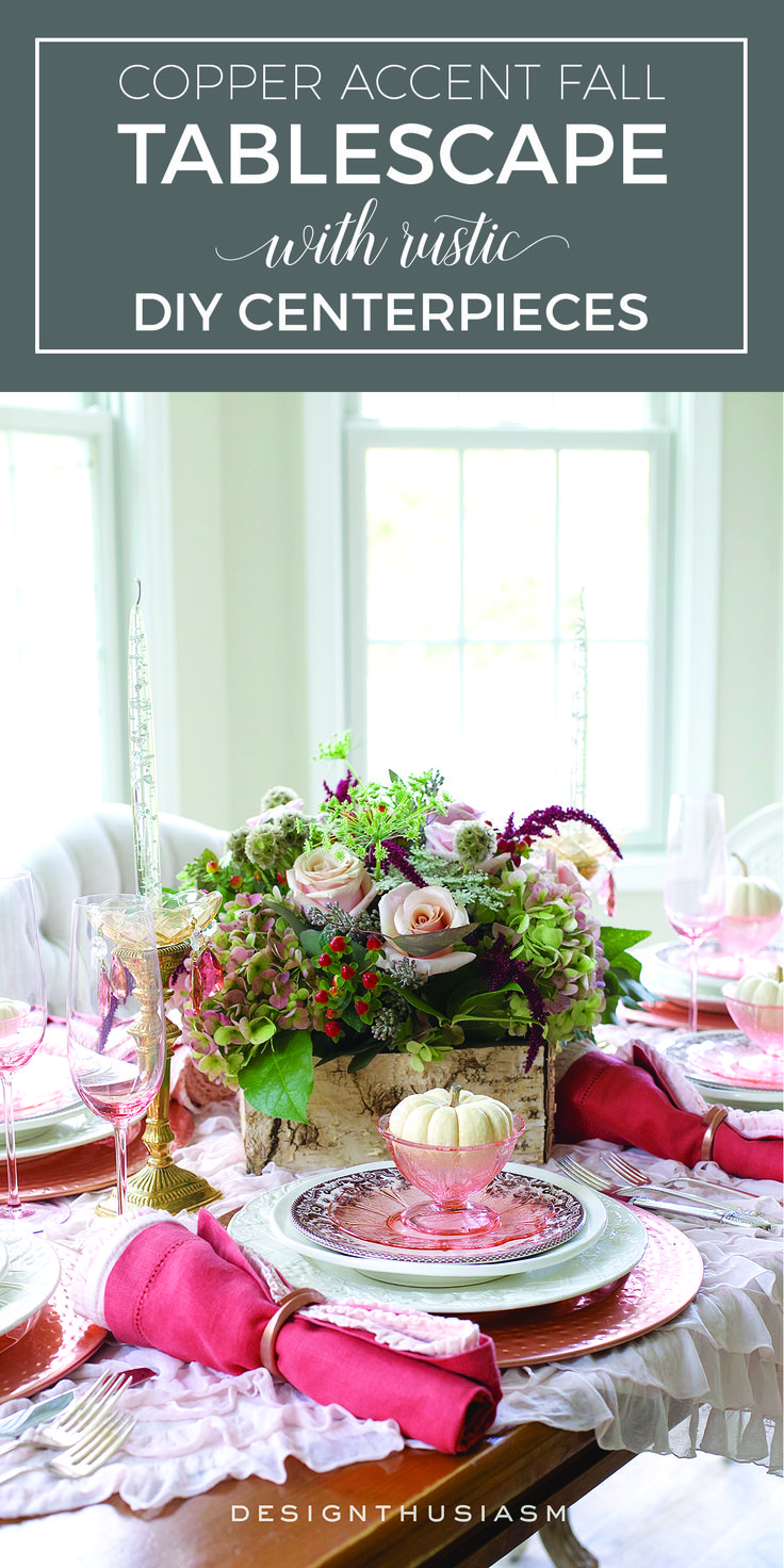17 best ideas about thanksgiving table decor on pinterest for Thanksgiving 2016 home decorations