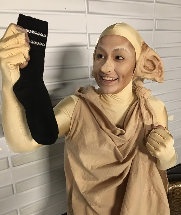 best 25 dobby costume ideas on pinterest elf halloween costume ideas faschingskost m harry. Black Bedroom Furniture Sets. Home Design Ideas