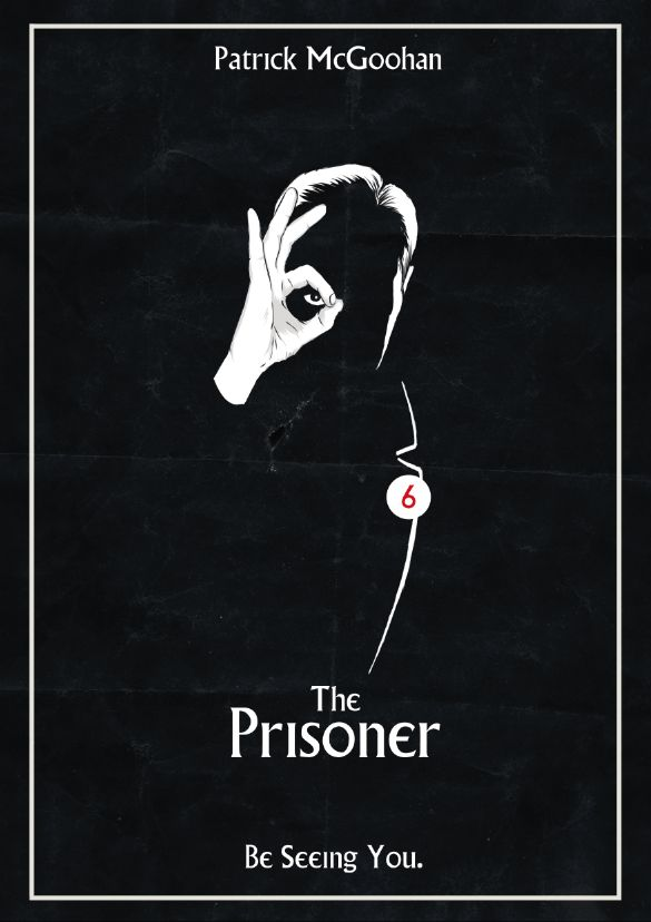 The Prisoner by Colin Newman. My favorite tv show of all time