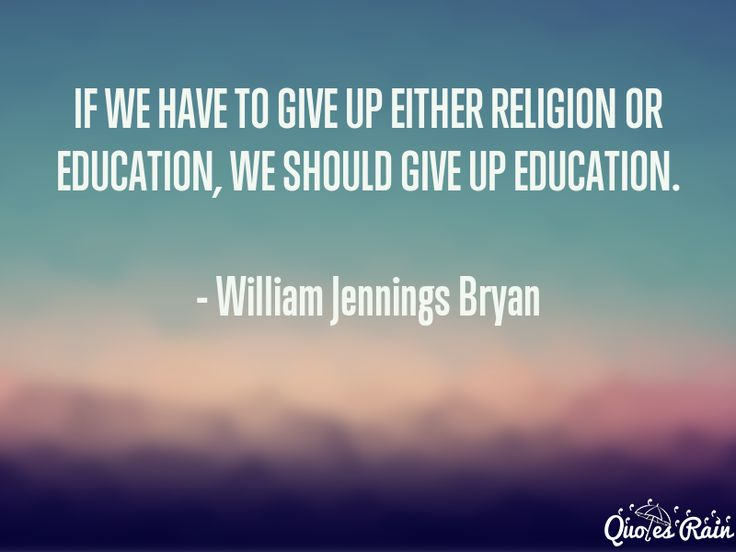 #WilliamJenningsBryanQuotes