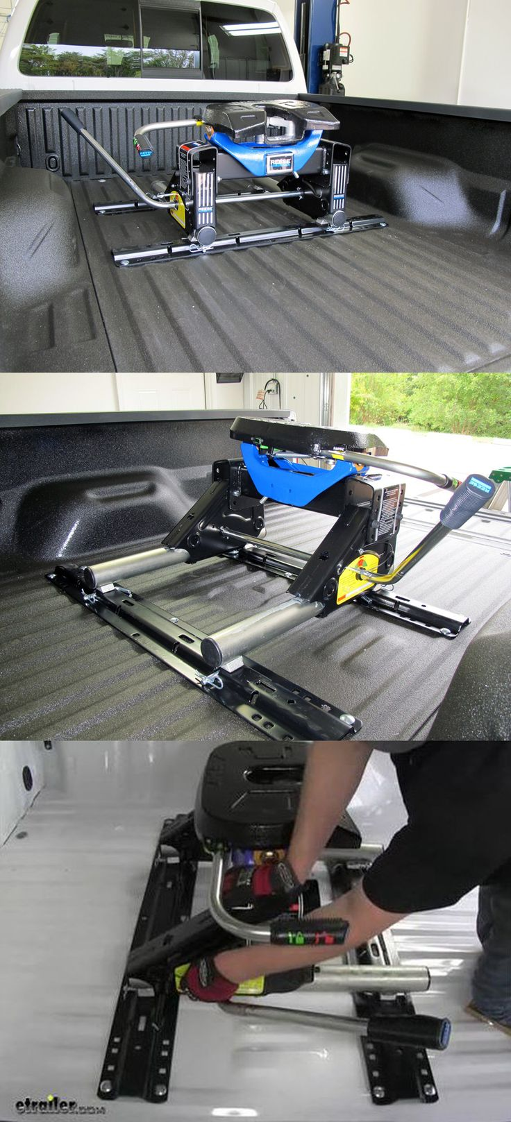 Need some guidance with installing your 5th wheel trailer hitch the link below provides a