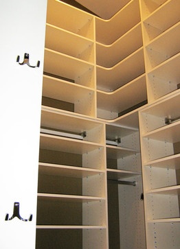California Closets Twin Cities, Walk In Closet With Tall Ceiling, Closet  Shelving