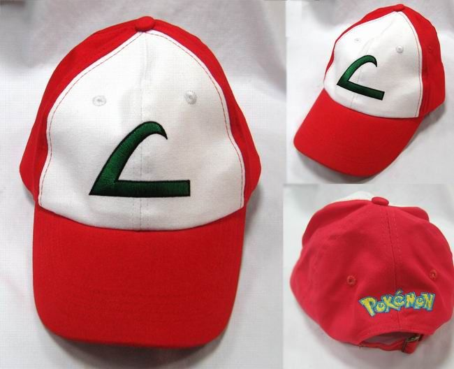 Pokemon Ash Ketchum Hat PNHT3190