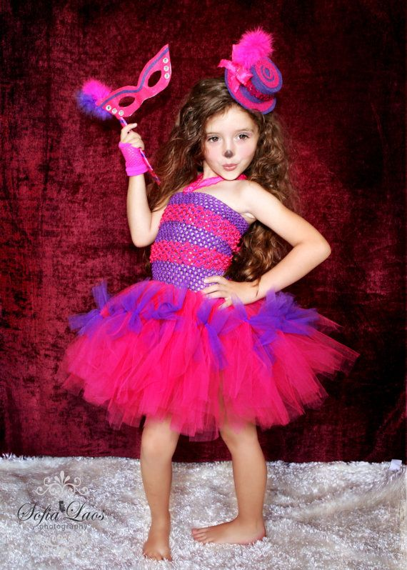 Cheshire cat inspired tutu outfit from Alice in wonderland ...