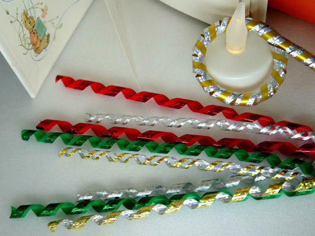 プラスチックの宝もの -Plastic treasure-: Christmas decoration of straw artストローアートでクリスマス・デコレ...