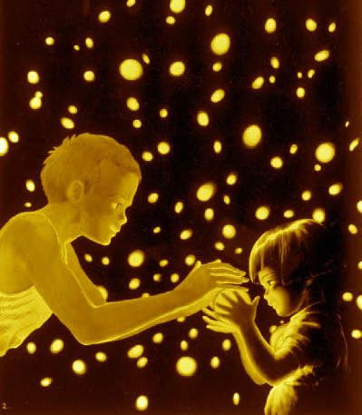 Never forget <3 - Grave of the Fireflies. Saddest and most beautifully moving thing I have ever watched <3