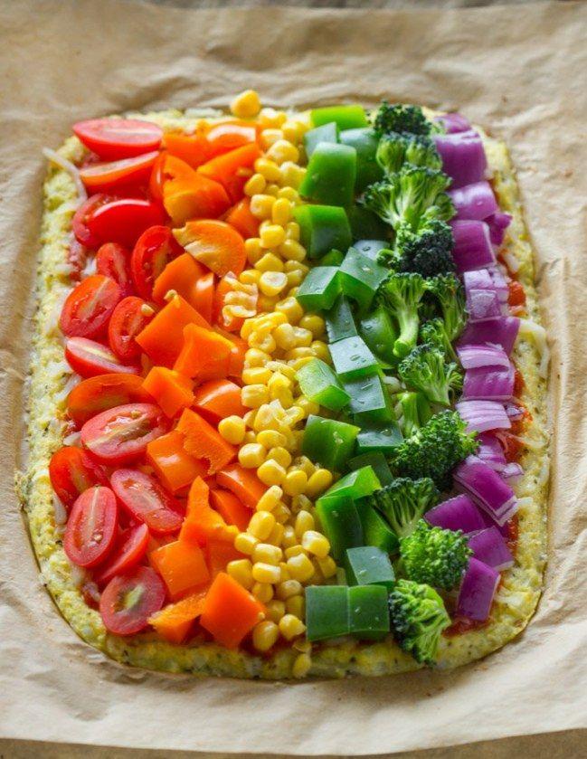 Kochen & backen wie Einhörner: Wir ♥ den aktuellen Rainbow-Foodtrend