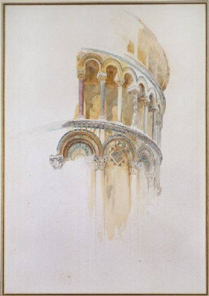 Ruskin, John - Apse of the Duomo, Pisa