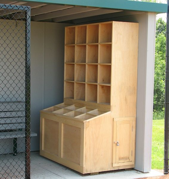 Best 25 Baseball Dugout Ideas On Pinterest