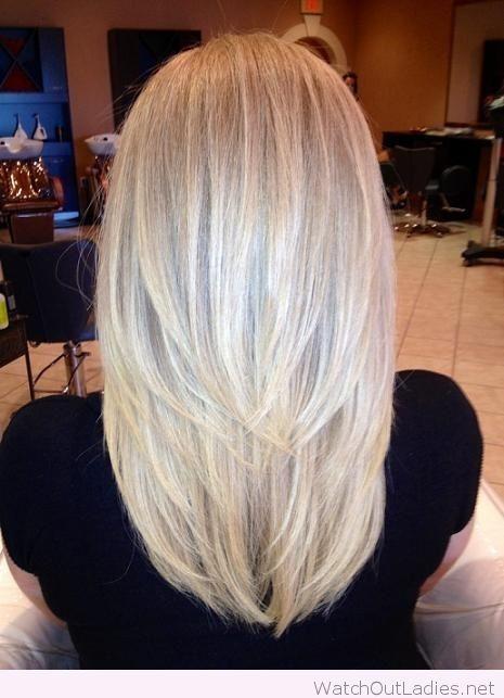 25 Best Ideas About Long V Haircut On Pinterest V