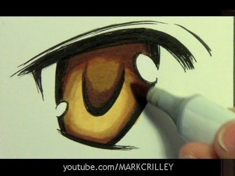 """Mark Crilley is an author with our sister imprint, IMPACT. In this video he opens the box containing his second book """"Mastering Manga 2"""". Reveals are always fun! Plus, watch the demo """"Marker vs Colored Pencil: How to Color Manga Eyes"""""""