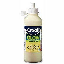 Nachtleuchtfarbe 250 ml, gelbgrün PREISHIT - Nachtleuchtfarbe & Fluoresco Farben für Schule & Hobby Farben, Stifte & Co. - Creativ-Discount....