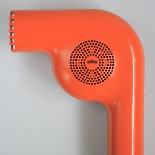 Braun electrical - Household - Braun HLD 550