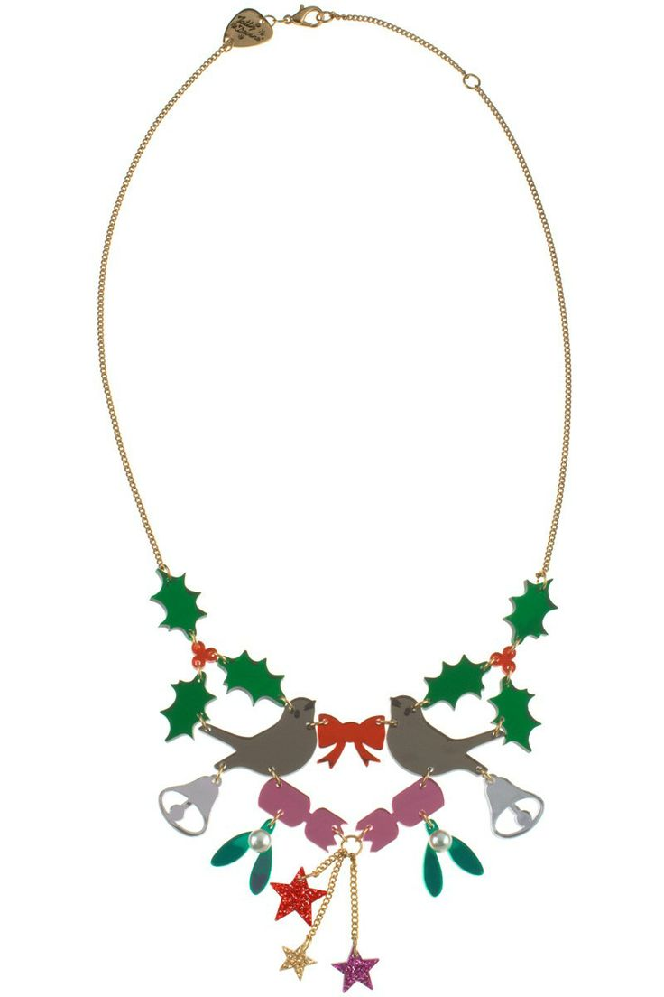Our Christmas Spirit Necklace is back in limited numbers...: http://www.tattydevine.com/christmas-spirit-necklace.html