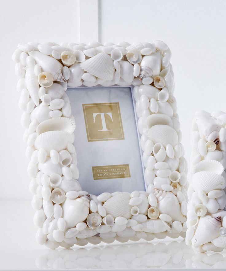 Coquillage Photo Frame - 4 x 6 - Photo Frames