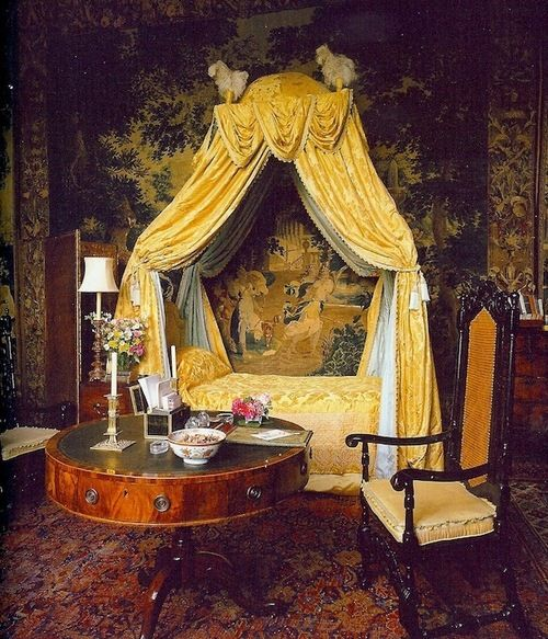 232 Best Images About CASTLE+PALACE &MANSION {BEDROOM} On