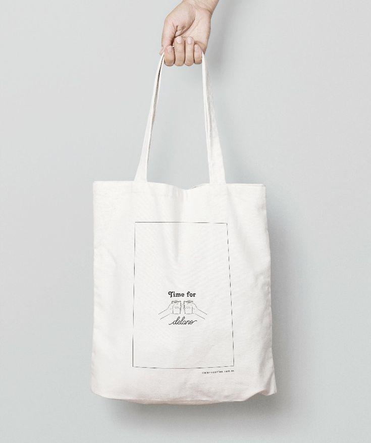 Tote Bag Design : Alleyway Designs
