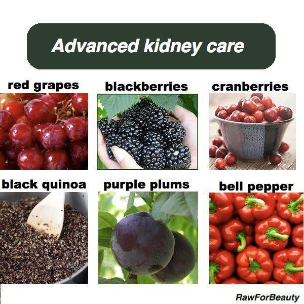 Foods Good For Kidneys Function