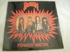 Pantera - Power Metal LP - Metal Magic Records - Heavy Metal