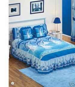 Dolphin Bedding Is The Perfect Fit For Any Blue, Ocean Themed Bedroom. You  Will