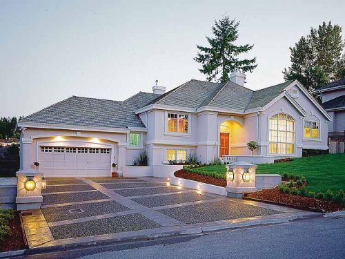 25 melhores ideias sobre casas americanas no pinterest - Casas estilo americano ...