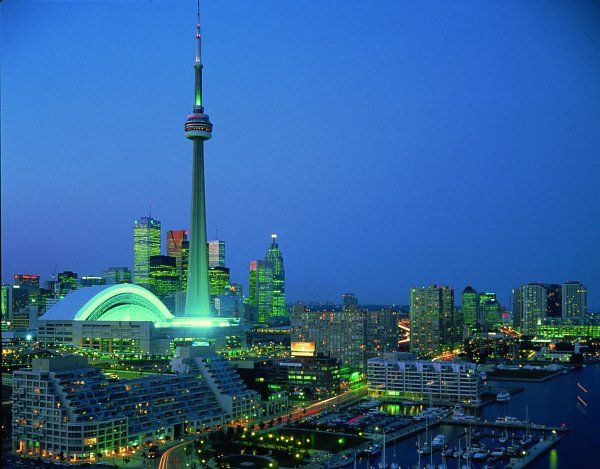 Toronto, Canada. ok so i've never even been to Canada. My uncle played ball for the Toronto Blue jays and he loves toronto. I've put it on my bucket list out of pure love for my favorite Uncle(yes i play favorites)