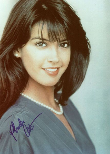 Wordless Wednesday - Phoebe Cates 80s Poster Memories