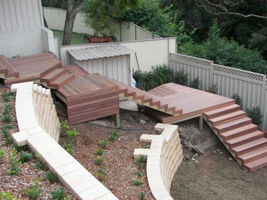 Stairs - Decks by Design