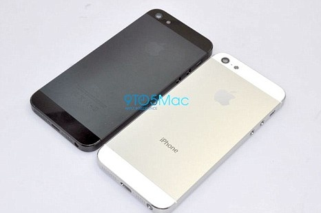 Leaked iPhone 5 images fuel rumours of June 11 release date announcement