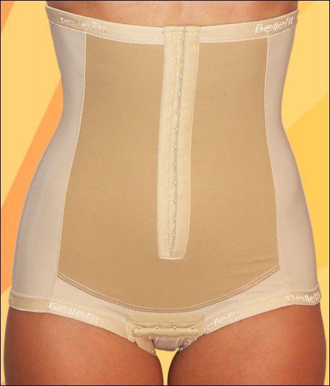 Bellefit Maternity - Abdominal Girdle | Compression Girdles | Postpartum Support | C-Section & Natural Birth Recovery | Medical Grade Girdles & Corsets