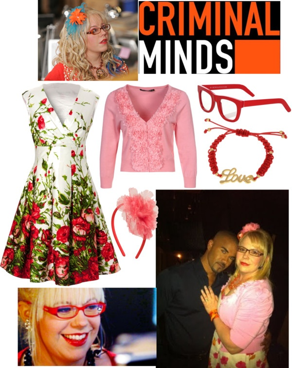 """Penelope Garcia"" by alyssatan ❤ liked on Polyvore. Perfect Polyvore board for Baby Girl!"